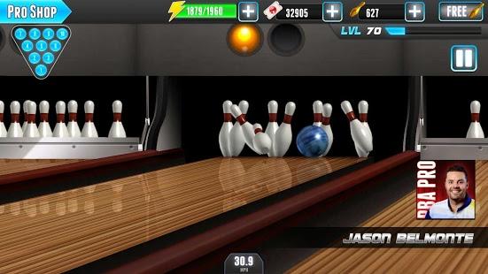 بازی اندروید چالش بولینگ - PBA® Bowling Challenge