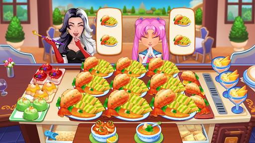 بازی اندروید زندگی استاد پخت و پز - هیجان رستوران سرآشپز - Cooking Master Life :Fever Chef Restaurant Game