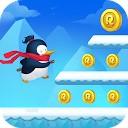 دویدن سوپر پنگوئن