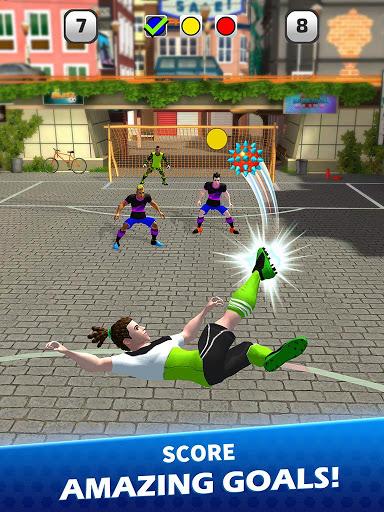 بازی اندروید هدف حمله رعد اسا - Goal Blitz