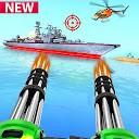 ضربه تفنگ نیروی دریایی - تیراندازی ضد تروریستی