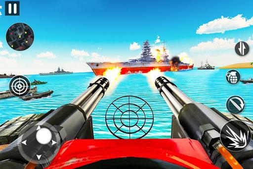بازی اندروید ضربه تفنگ نیروی دریایی - تیراندازی ضد تروریستی - Navy Gun Strike - FPS Counter Terrorist Shooting
