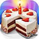 ساخت کیک شیرین تولد