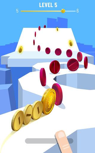بازی اندروید سکه های راش - Coin Rush!