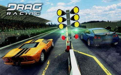 بازی اندروید مسابقه درگ - Drag Racing