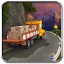 حمل و نقل با کامیون در تپه