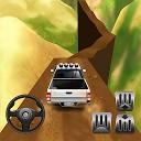بالا رفتن از کوه - رانندگی ماشین آفرود