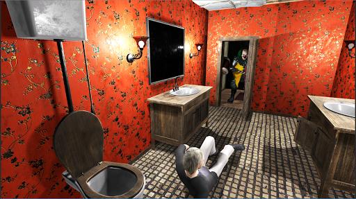 بازی اندروید دلقک ترسناک - فرار وحشت - Horror Clown Pennywise - Scary Escape Game