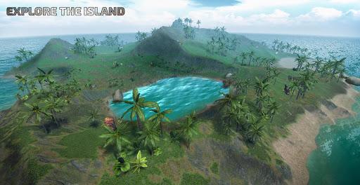 بازی اندروید زنده ماندن در جزیره بقا - Survival Island: Evolve Pro!
