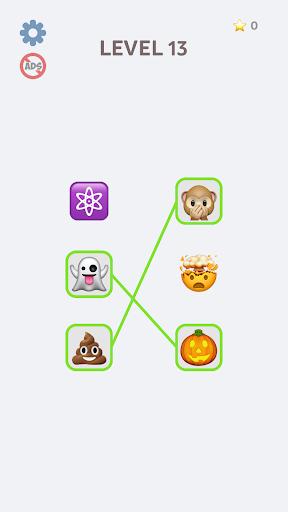 بازی اندروید پازل شکلک - Emoji Puzzle!