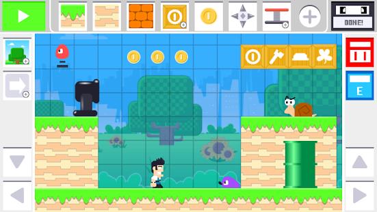 بازی اندروید مستر میکر - Mr Maker Level Editor