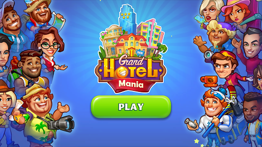 بازی اندروید گرند هتل مینیا - Grand Hotel Mania