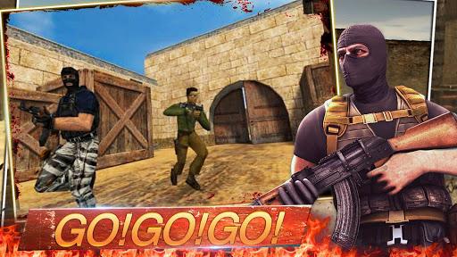 بازی اندروید ضربه تیراندازی - Gun Strike: Shooting Games