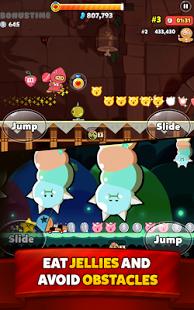 بازی اندروید حرکت کوکی - Cookie Run: OvenBreak