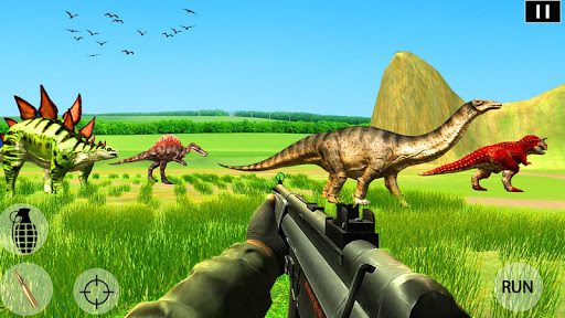 بازی اندروید شکارچی کشنده دایناسور 2020 - Dino Hunter : Deadly Dinosaur Hunter 2020