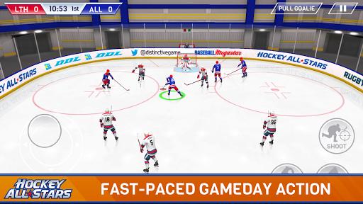 بازی اندروید هاکی همه ستاره ها - Hockey All Stars