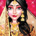 نرم افزار دختر هندی عروسی سلطنتی دوست دارد