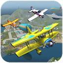 پرواز در فرودگاه جزیره