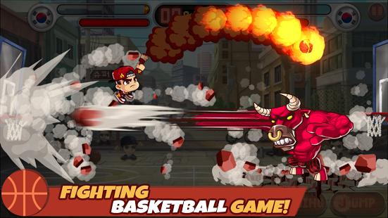 بازی اندروید بسکتبال سر - Head Basketball