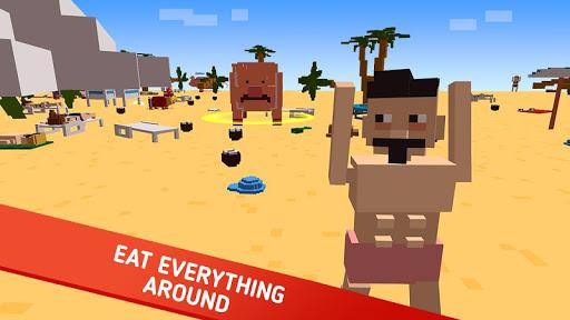 بازی اندروید پیگ آی او - بازی تکامل خوک - Pig io - Pig Evolution io games