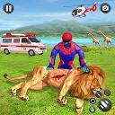 سوپر قهرمان سرعت نور - ماموریت نجات قهرمان ربات