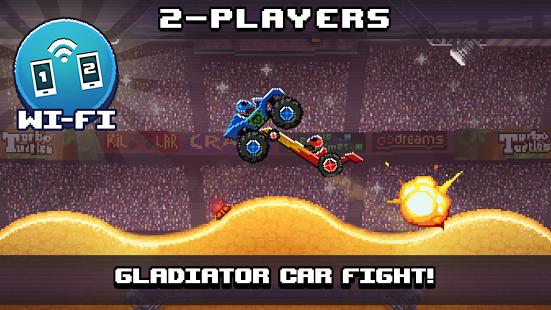 بازی اندروید رو به جلو راندن - Drive Ahead!