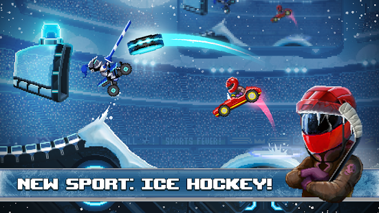 بازی اندروید راندن رو به جلو - ورزشی - Drive Ahead! Sports