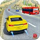 مسابقه مدرن ترافیک ماشین