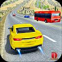 بازی مسابقه مدرن ترافیک ماشین