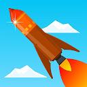 بازی موشک آسمان