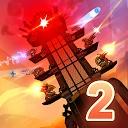برج لیزری - بازی دفاعی برج