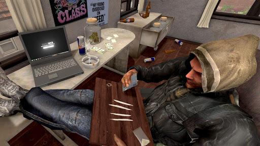 بازی اندروید فروشنده - Drug Mafia - Weed Dealer Simulator