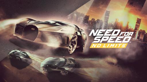 بازی اندروید نیاز به سرعت - بدون محدودیت - Need for Speed™ No Limits