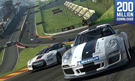 بازی اندروید رقابت حقیقی 3 - Real Racing 3