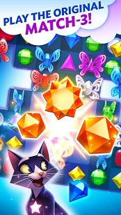 بازی اندروید ستاره های جواهر - Bejeweled Stars: Free Match 3