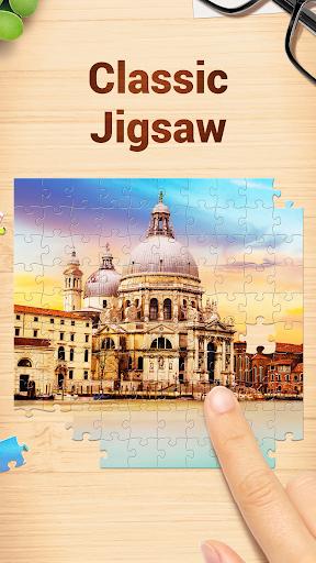 بازی اندروید پازل تصاویر - Jigsaw Puzzles - Puzzle Game