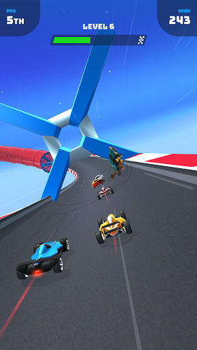 بازی اندروید ️ استاد مسابقه - مسابقه سریع - Race Master 3D - Car Racing