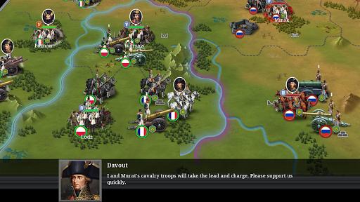 بازی اندروید جنگ اروپا 1804 - European War 6: 1804