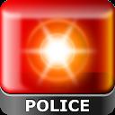 نور و آژیر پلیس