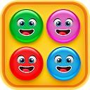 یادگیری رنگ ها برای کودکان