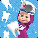 ماشا و خرس - بازی های دندانپزشکی رایگان کودکان