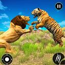 نرم افزار شبیه ساز واقعی خانواده ببر - بازی جهان حیوانات