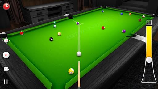 بازی اندروید بیلیارد سه بعدی - Real Pool 3D FREE