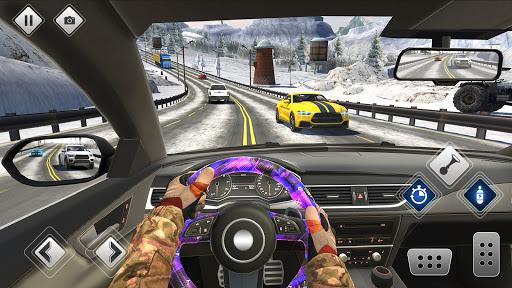 بازی اندروید مسابقه رانندگی بزرگراه - بازی ماشین2020 - Highway Driving Car Racing Game : Car Games 2020