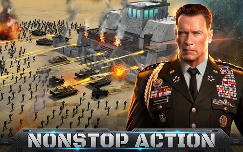 بازی اندروید موبایل استریک - Mobile Strike