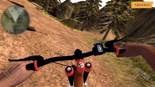 بازی اندروید مسابقه دوچرخه کوهستان - MTB Hill Bike Rider