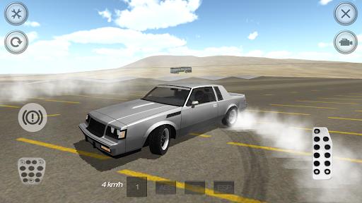 بازی اندروید رانش شدید اتومبیل خانوادگی - Extreme Family Car Drift
