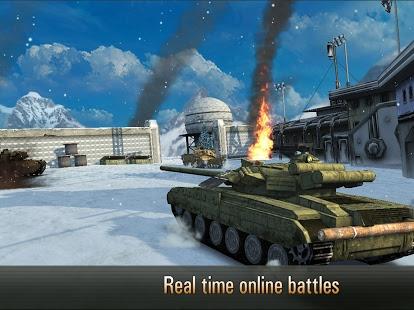 بازی اندروید ناوگان - دنیای تانک های مدرن - Armada : World of Modern Tanks