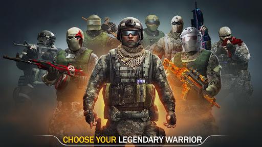 بازی اندروید راز جنگ - بازی تیرانداز آنلاین - Code of War: Online Shooter Game