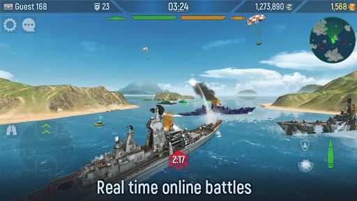 بازی اندروید نیروی دریایی آرمادا - نبرد ناوگان - Naval Armada: Fleet Battle